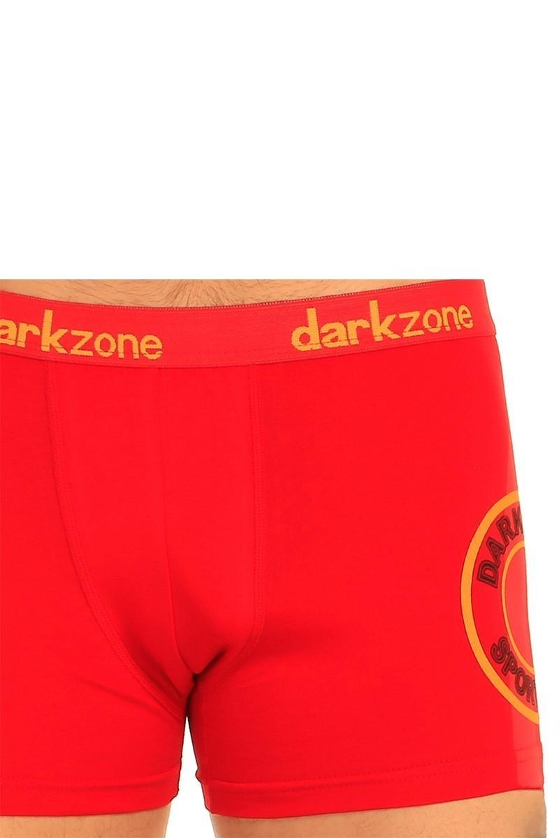 Dark Zone Kırmızı DZN-5106 Erkek Boxer