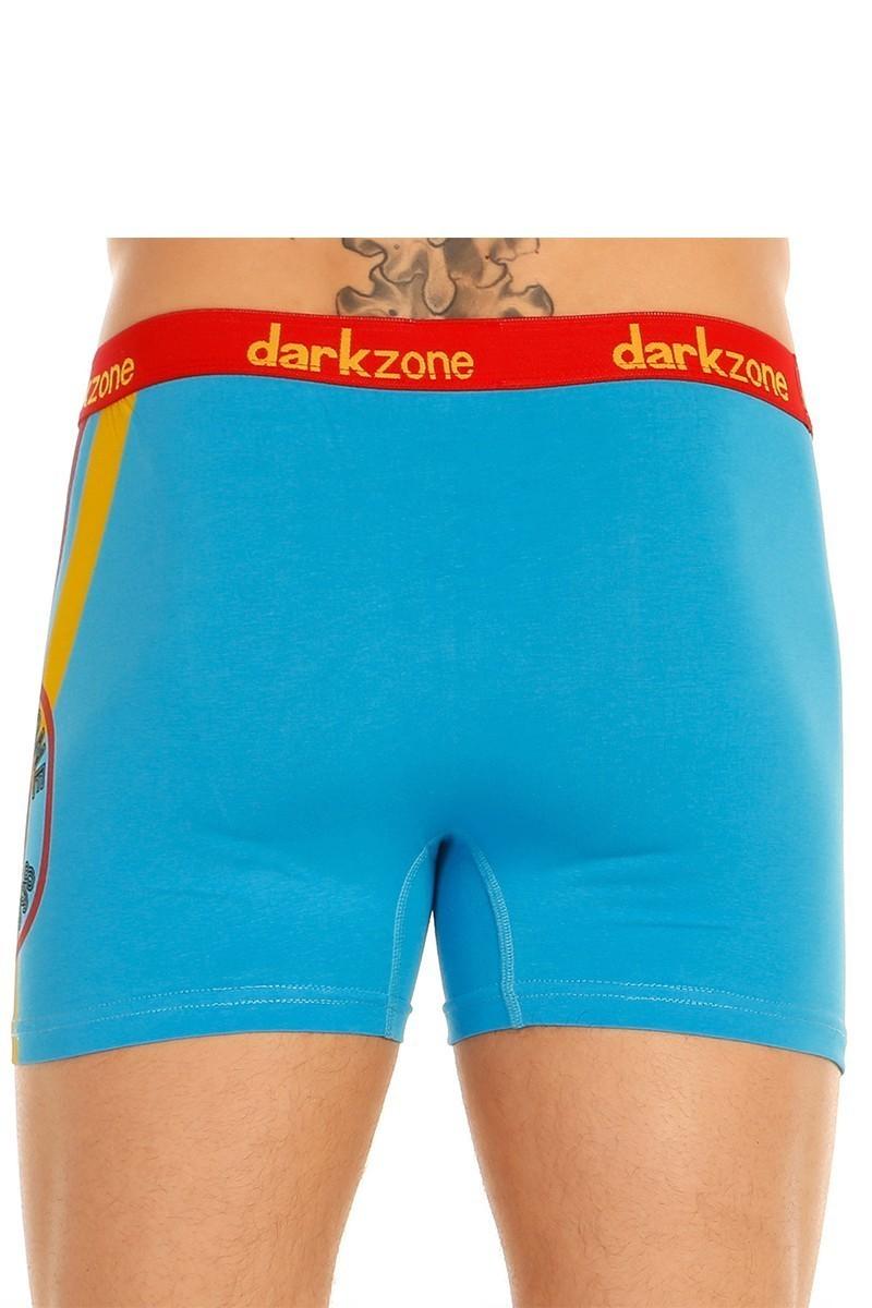 Dark Zone Turkuaz DZN-5105 Erkek Boxer