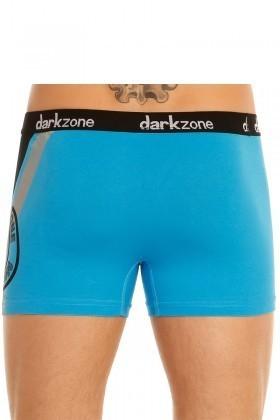 Dark Zone Turkuaz DZN-5605 Erkek Boxer