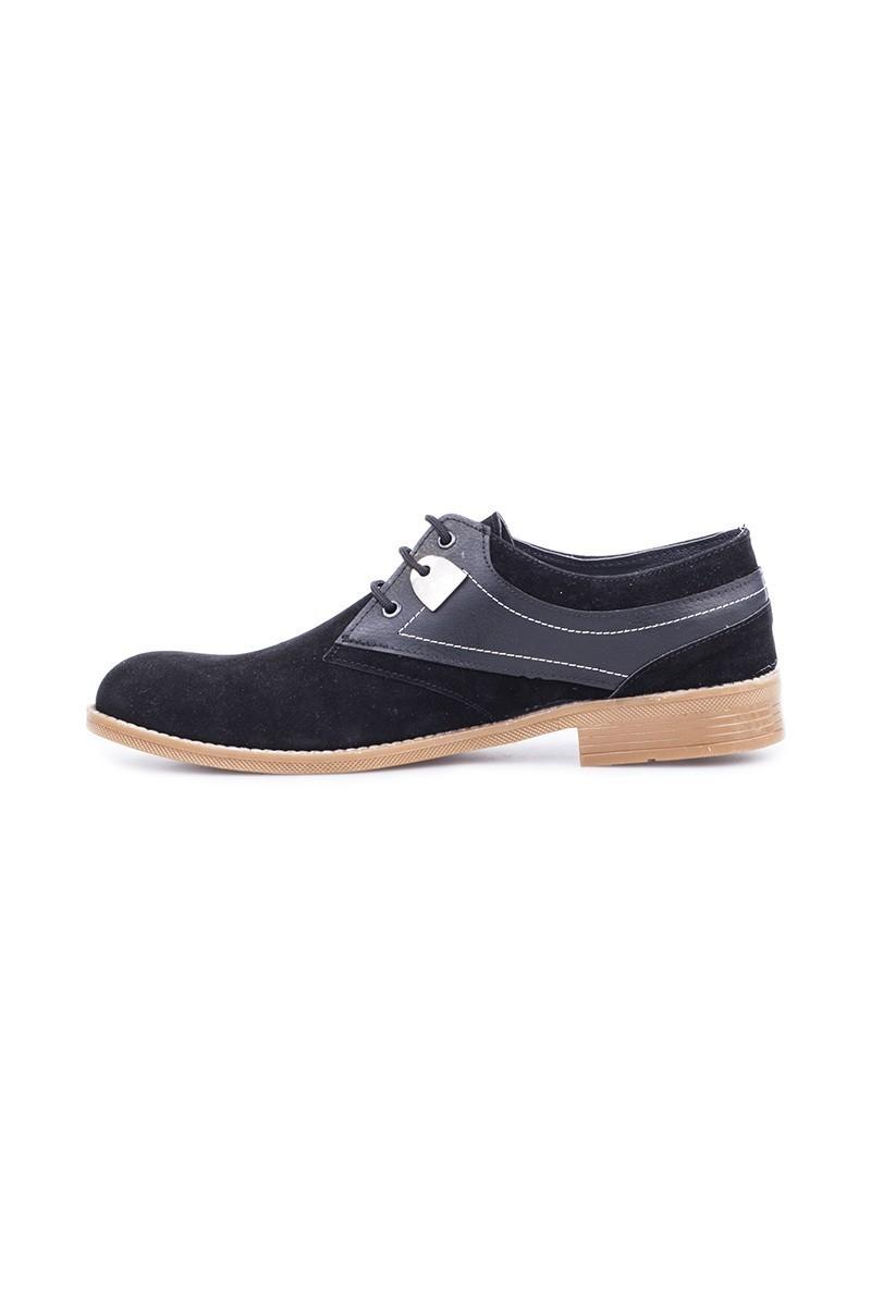 Polomen Siyah PLM-1060 Erkek Ayakkabı