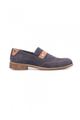 Polomen Lacivert PLM-1067 Erkek Ayakkabı