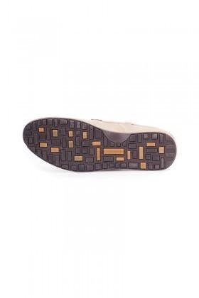 Polomen Bej PLM-1065 Erkek Ayakkabı