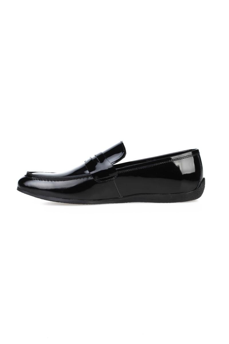 Chaos Siyah TS-01 Hakiki Deri Erkek Ayakkabı