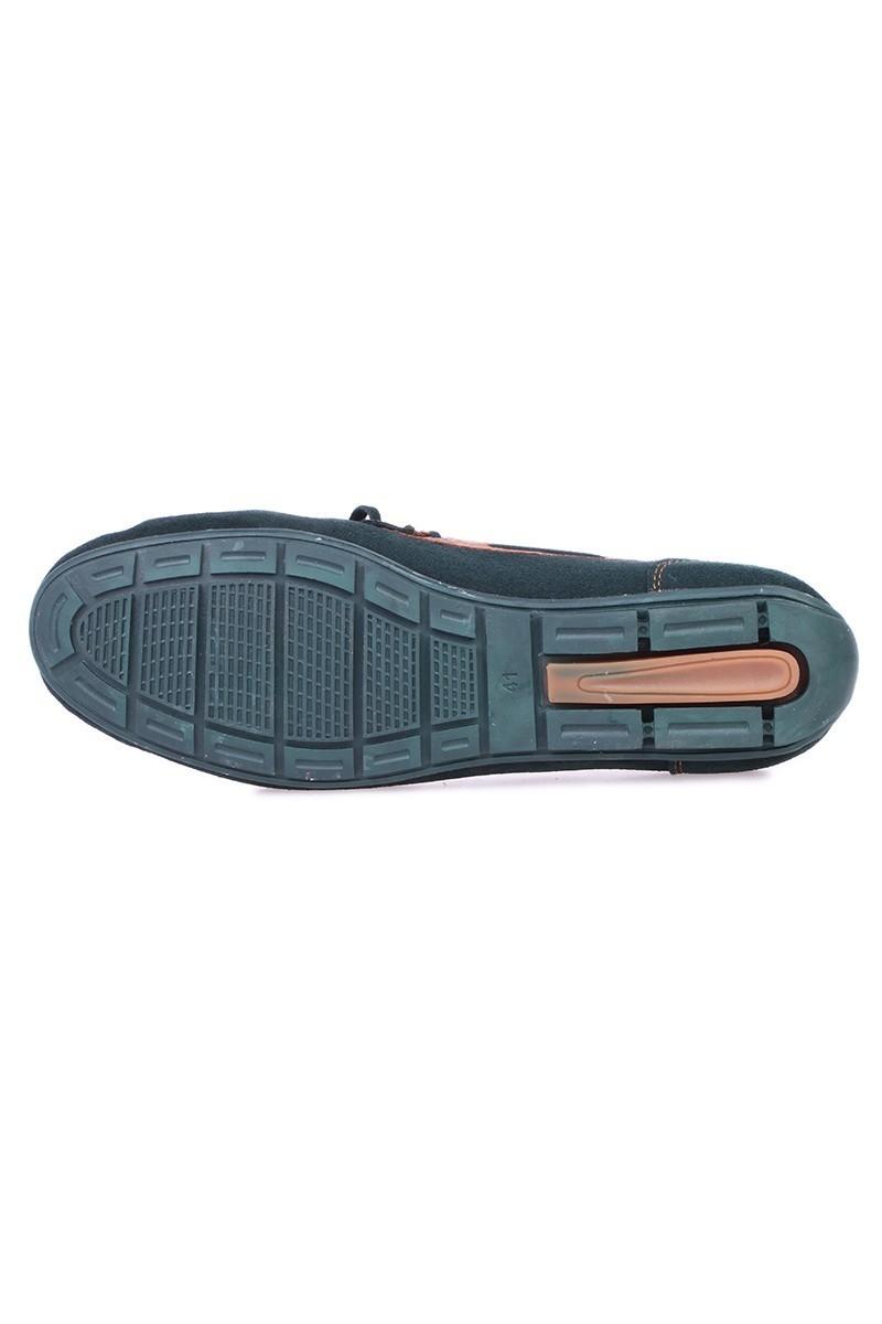 Bravelli Yeşil BRVL-FR-BAG Hakiki Deri Erkek Ayakkabı