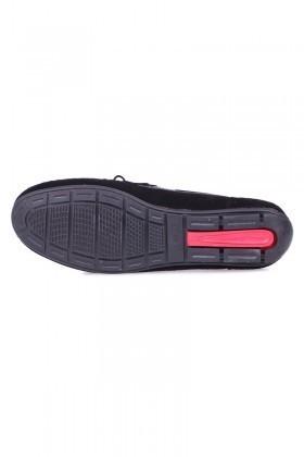 Bravelli Siyah BRVL-FR-BAG Hakiki Deri Erkek Ayakkabı