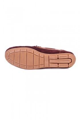 Bravelli Bordo-Taba BRVL-FR-BAG Hakiki Deri Erkek Ayakkabı