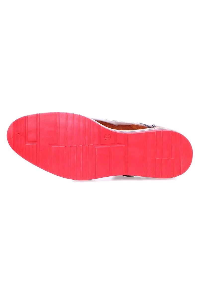 Chaos Taba TS-1539 Hakiki Deri Erkek Ayakkabı