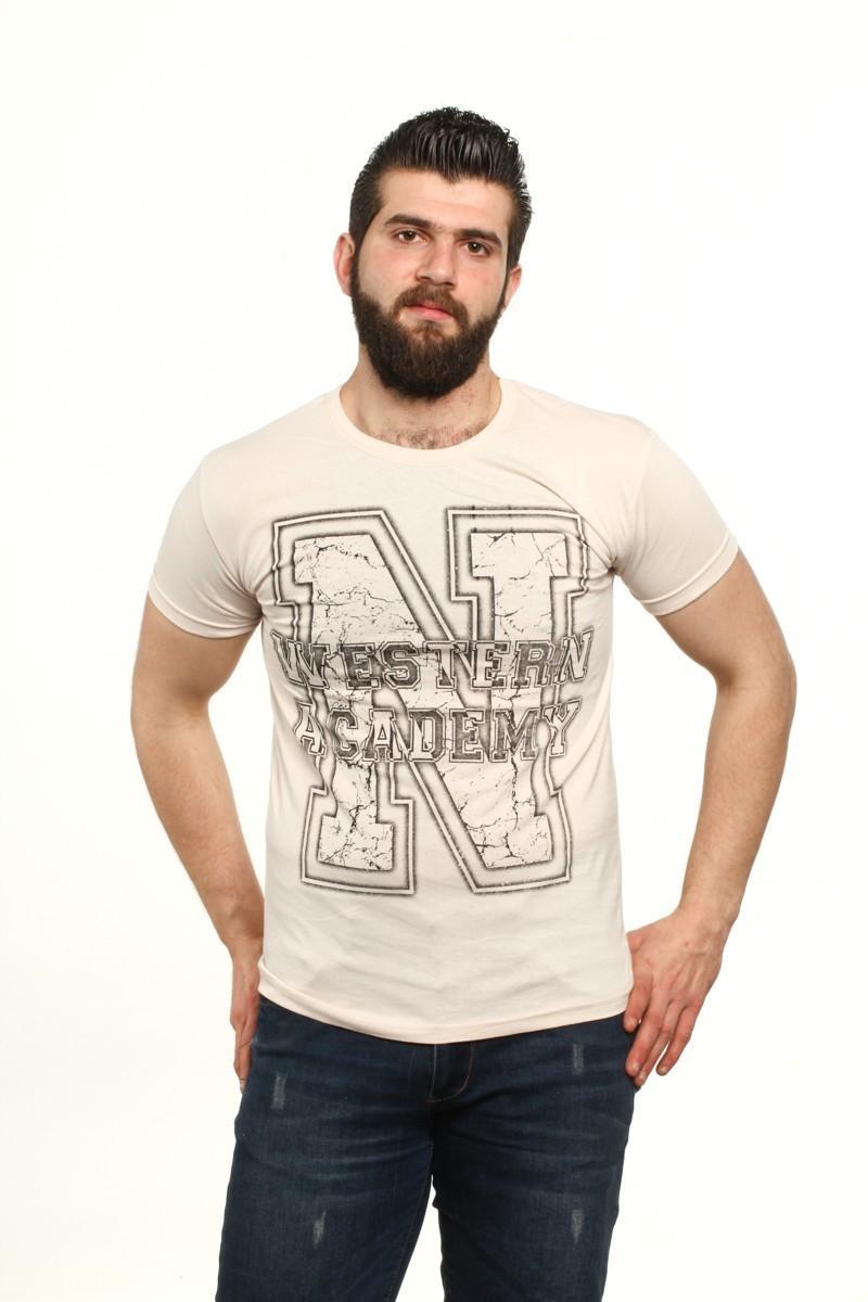 MTT Krem MTT-64 Erkek Tişört