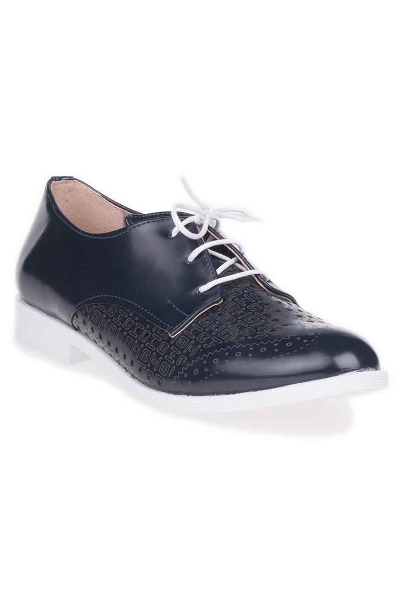 Twicc Lacivert TW-4141 Bayan Ayakkabı