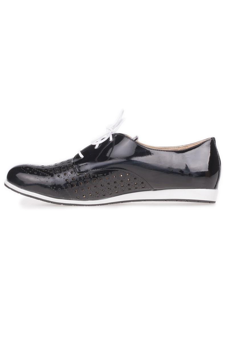 Twicc Siyah TW-4040 Bayan Ayakkabı