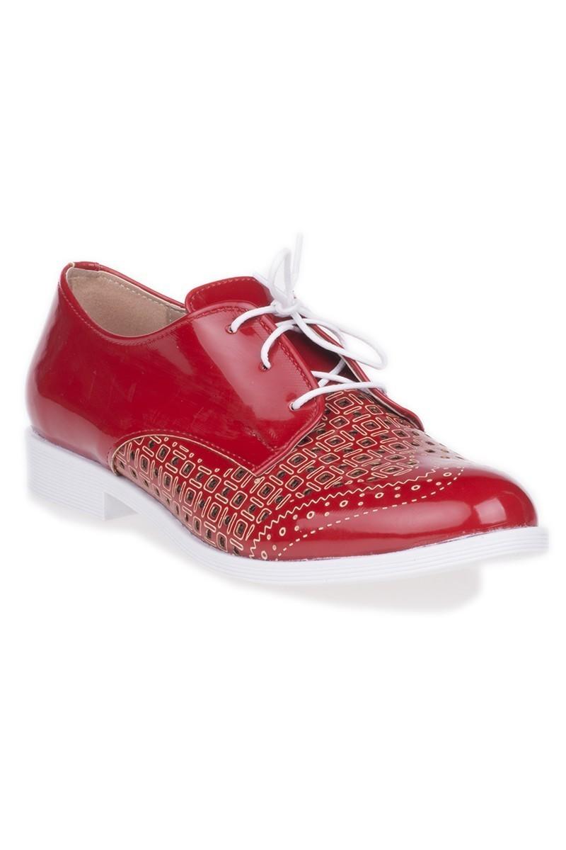 Twicc Kırmızı TW-3939 Bayan Ayakkabı