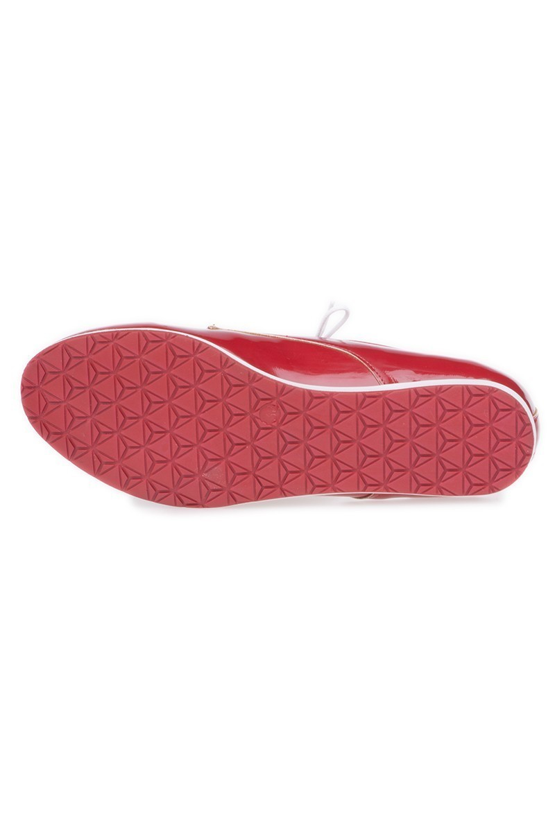 Twicc Kırmızı TW-3838 Bayan Ayakkabı