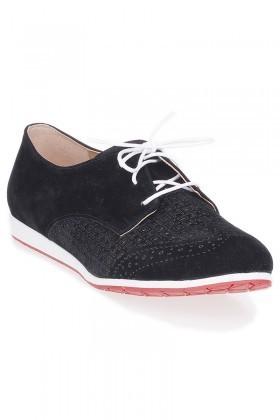 Twicc Siyah TW-3636 Bayan Ayakkabı