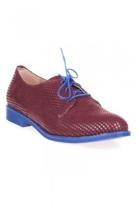 Twicc Bordo TW-3434 Bayan Ayakkabı