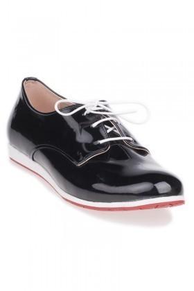 Twicc Siyah TW-2828 Bayan Ayakkabı