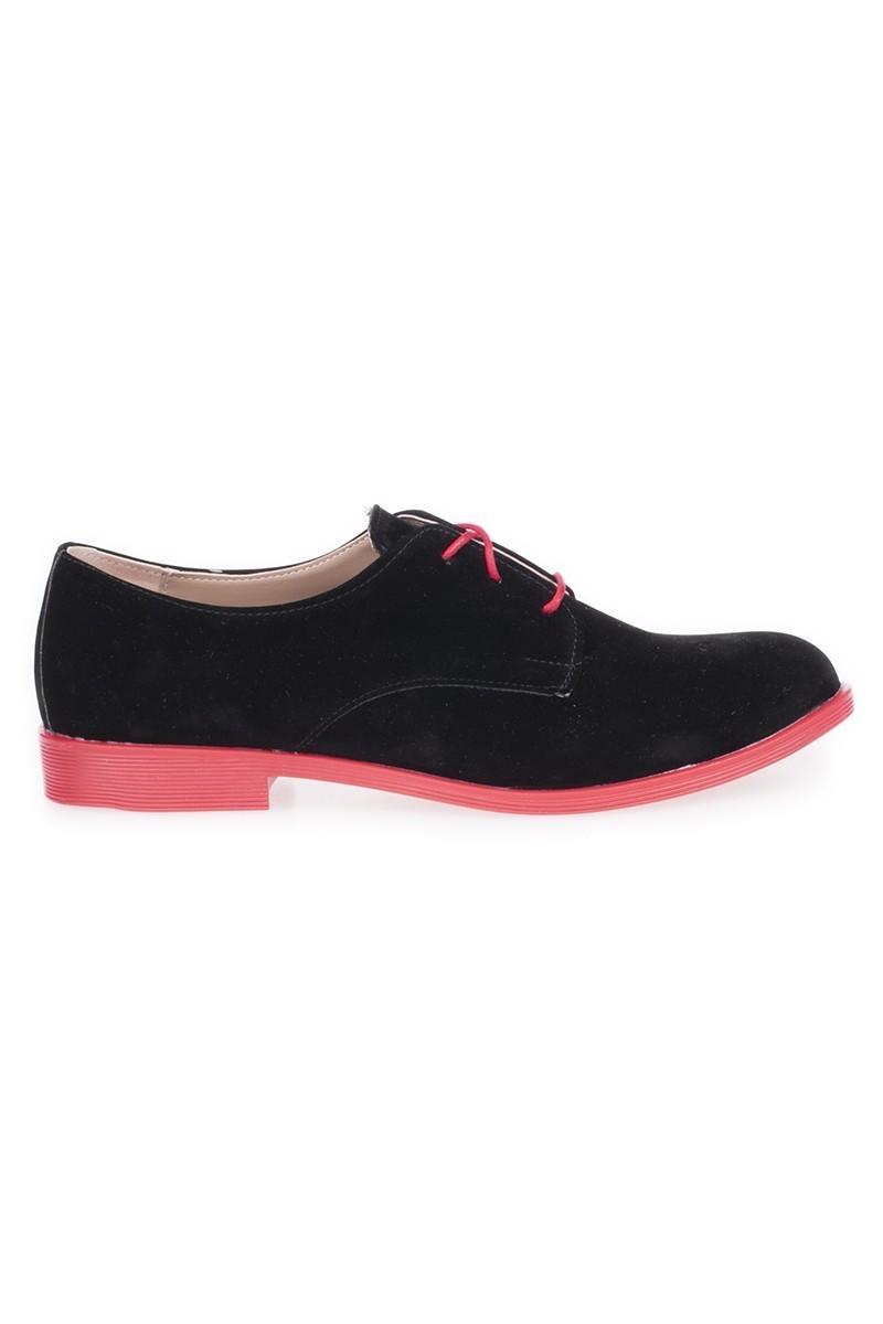 Twicc Siyah TW-2525 Bayan Ayakkabı