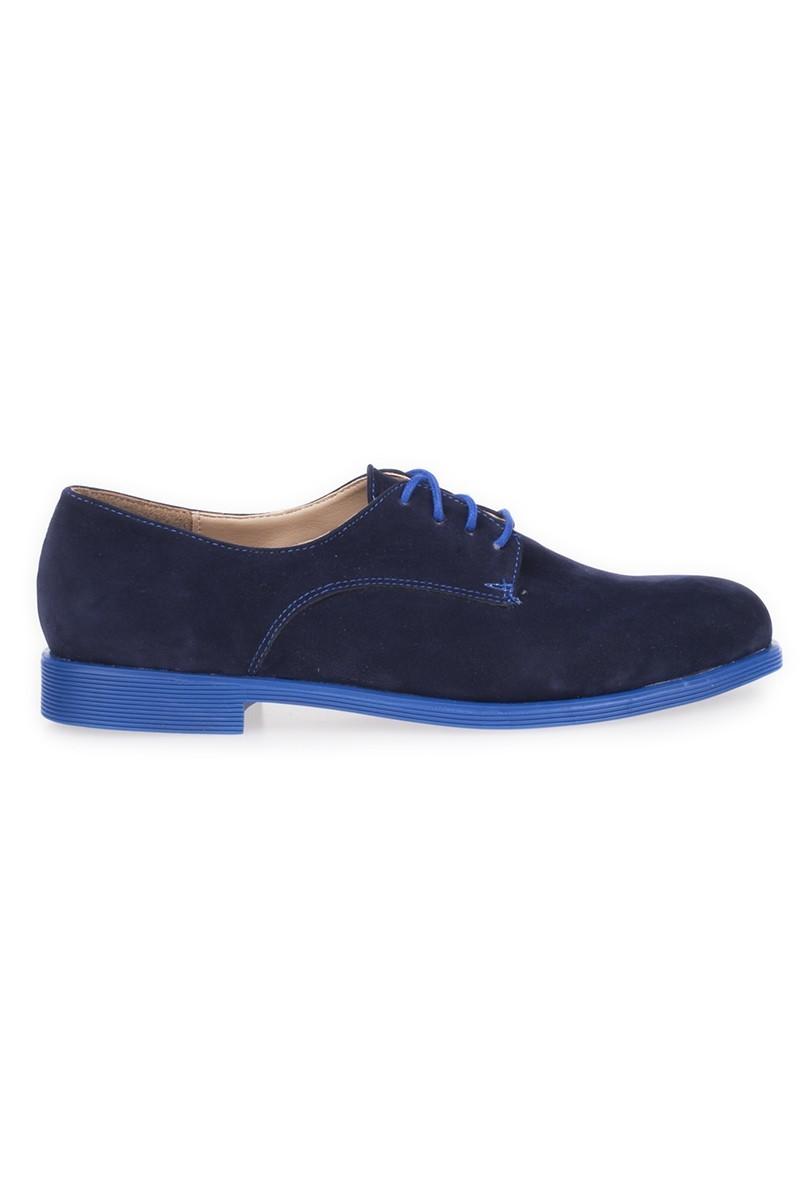 Caprito Lacivert-Saks CPR-120 Bayan Ayakkabı