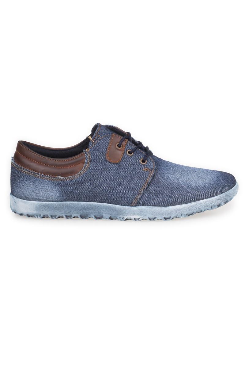 LA POLO Mavi LPL-201 Erkek ayakkabı