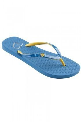 Twigy Mavi TWG-F1104 Bayan Plaj Terliği