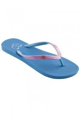 Twigy Mavi TWG-F1103 Bayan Plaj Terliği