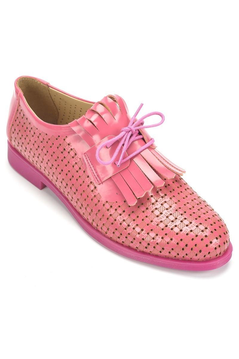 Caprito Pembe CPR-126 Bayan Ayakkabı