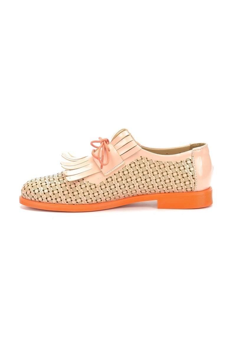 Caprito Bej CPR-126 Bayan Ayakkabı