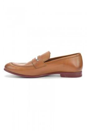 Three Star Taba TS-2100 Hakiki Deri Erkek Klasik Ayakkabı