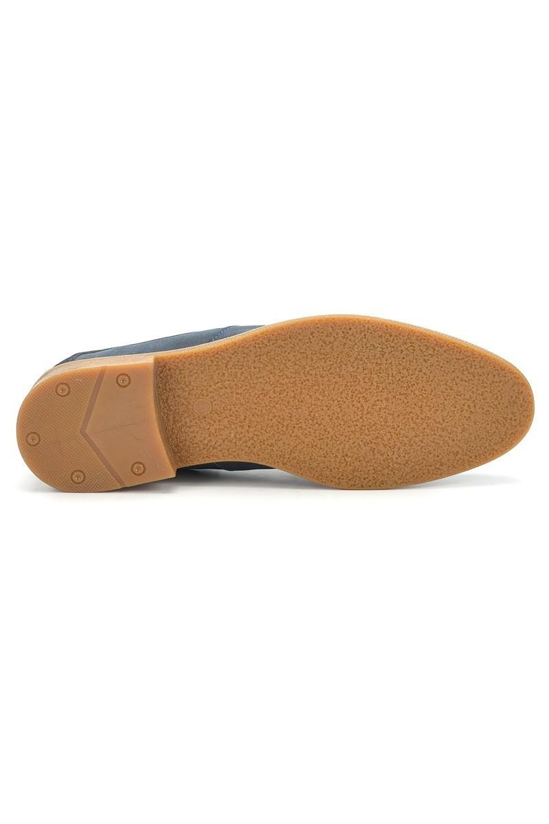 Polomen Siyah PLM-1070-SUET Erkek Ayakkabı