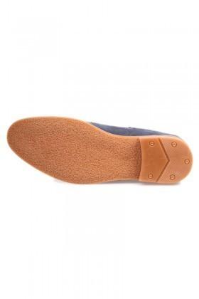 Polomen Mavi PLM-1070-SUET Erkek Ayakkabı
