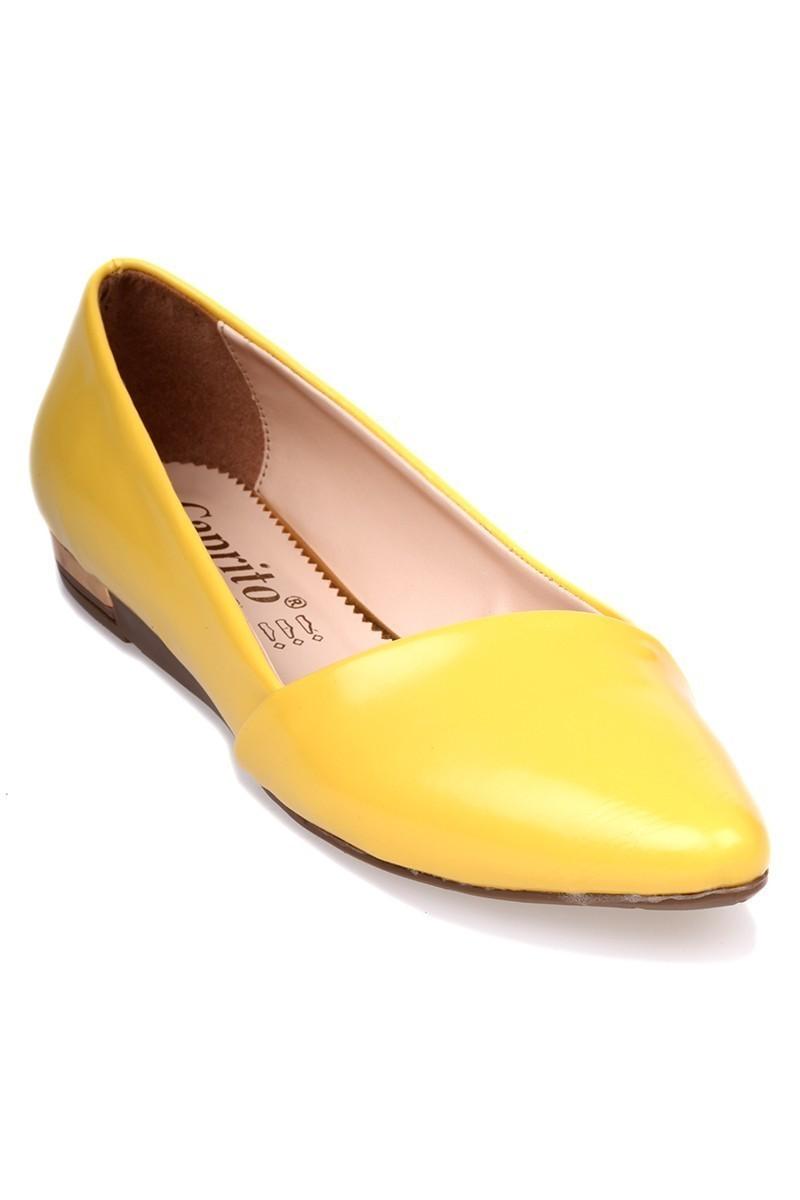 Caprito Sarı CPR-219 Bayan Babet