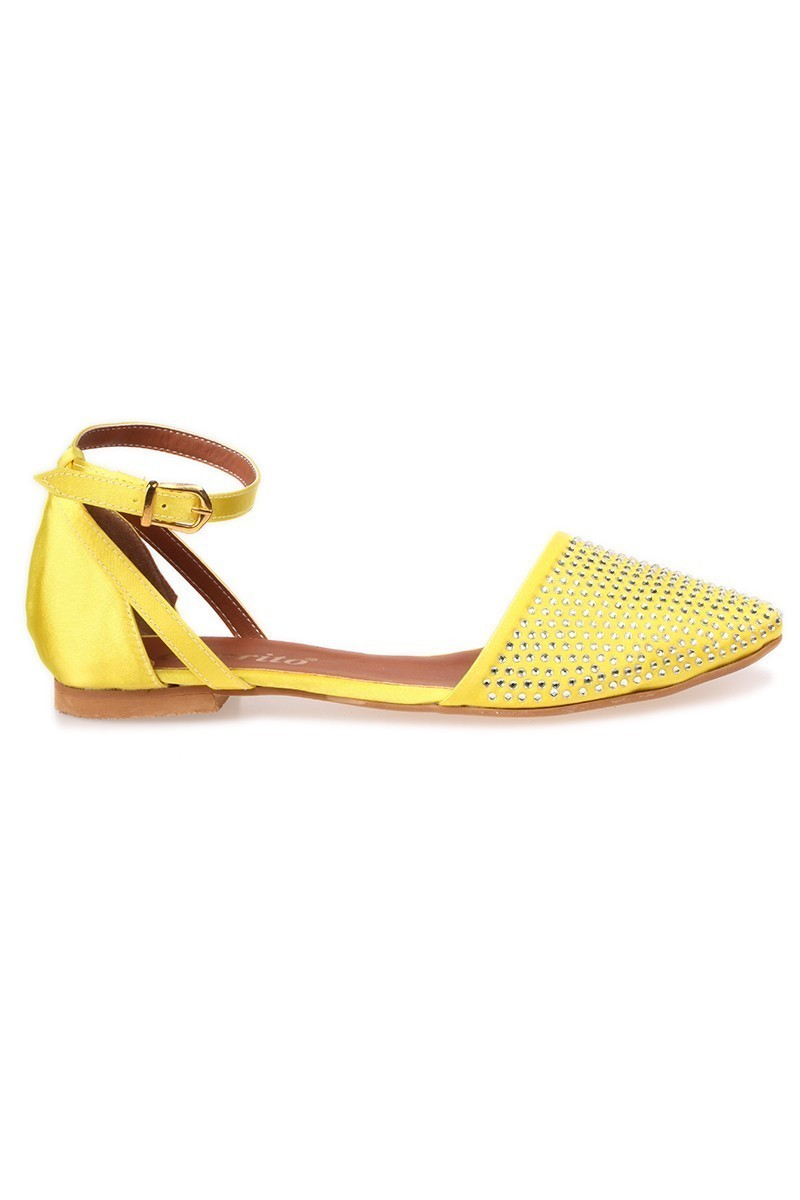 Caprito Sarı CPR-640 Bayan Ayakkabı