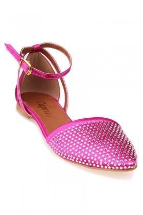 Caprito Pembe CPR-640 Bayan Ayakkabı