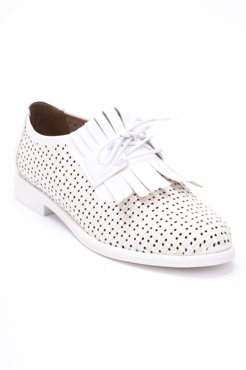 Caprito Beyaz CPR-126 Bayan Ayakkabı
