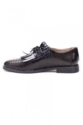Caprito Siyah CPR-126 Bayan Ayakkabı