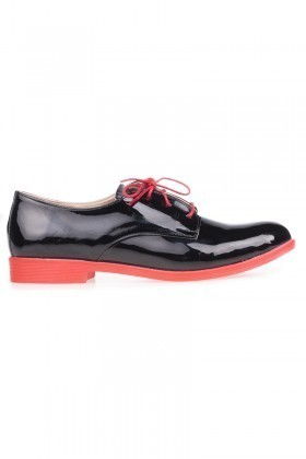 Twicc Siyah TW-3131 Bayan Ayakkabı