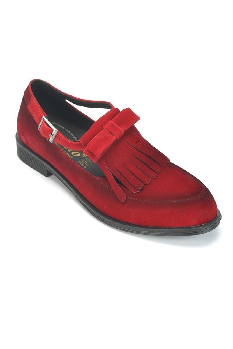 Caprito Kırmızı CPR-608 Bayan Ayakkabı