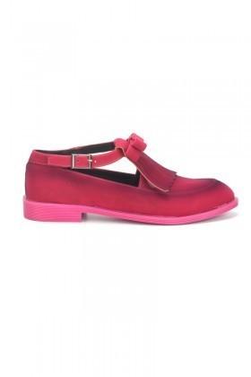 Caprito Fuşya CPR-608 Bayan Ayakkabı