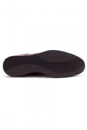 BLUESOIL Taba BS-2000 Hakiki Deri Erkek Ayakkabı