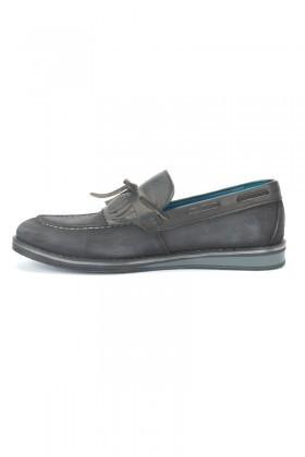 Pandew Siyah PNDW-146 Hakiki Deri Erkek Ayakkabı