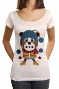 Winter Bear Baskılı Tişört