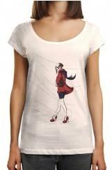 Wind Baskılı Tişört
