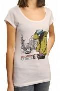 Underground Fashion Baskılı Tişört