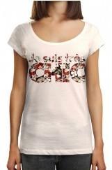 Chic Baskılı Tişört