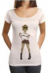 Catwalk Baskılı Tişört