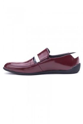 BLUESOIL Bordo BS-20-008 Erkek Ayakkabı