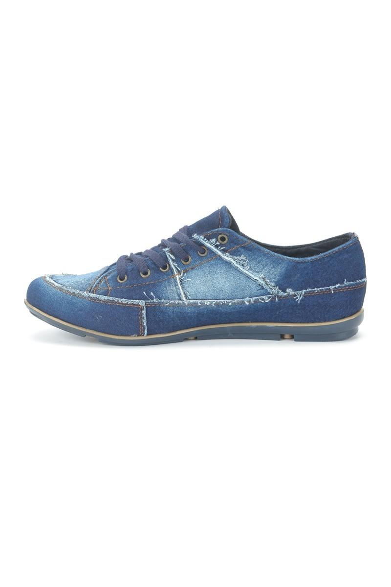 LA POLO Mavi LPL-275 Erkek Ayakkabı