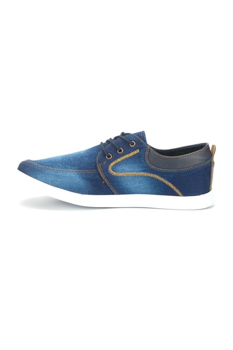 LA POLO Mavi LPL-239 Erkek Ayakkabı