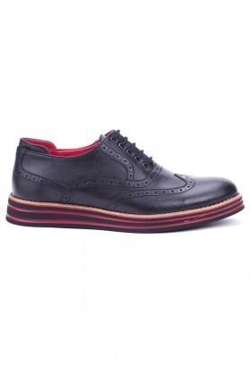 BLUESOIL Siyah BS-20-001 Erkek Ayakkabı