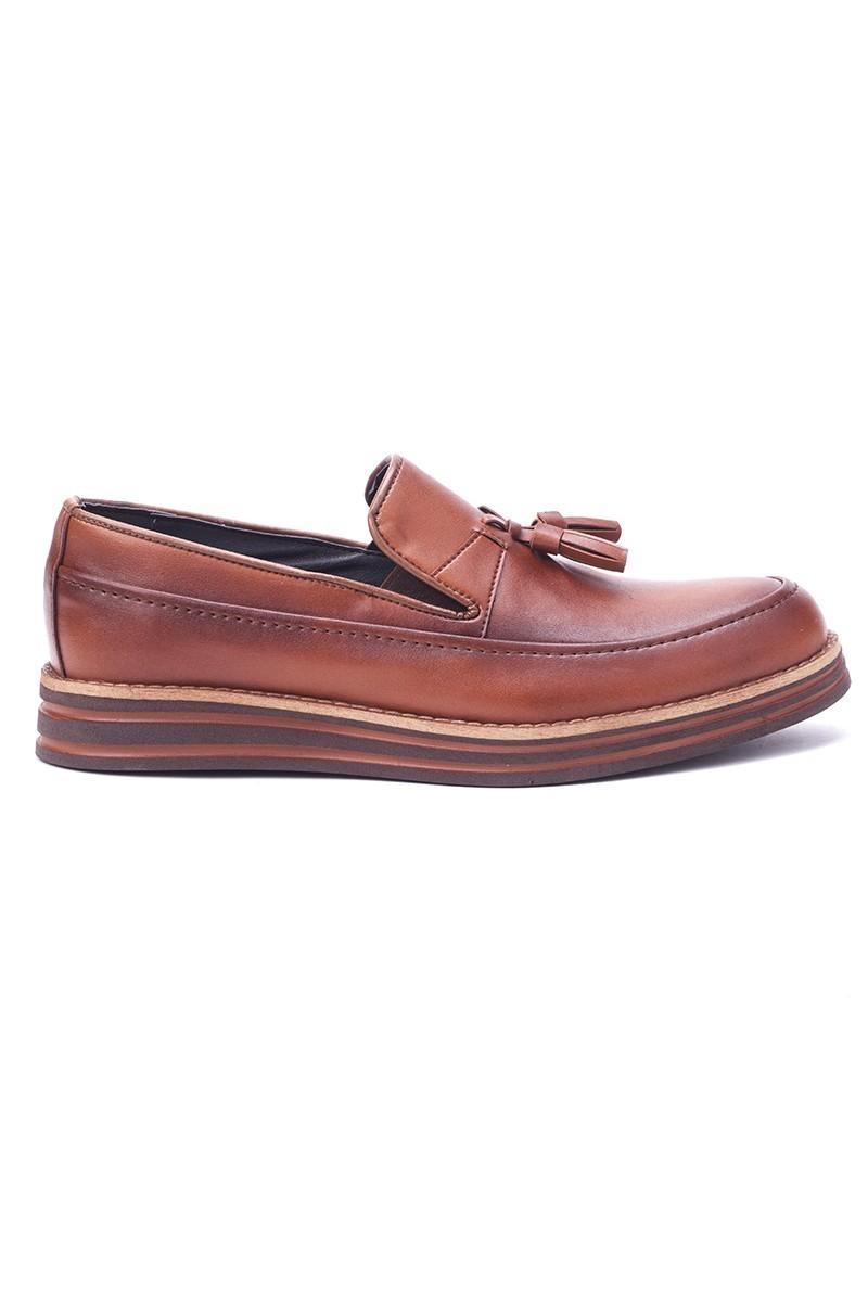 BLUESOIL Taba BS-20-012 Erkek Ayakkabı