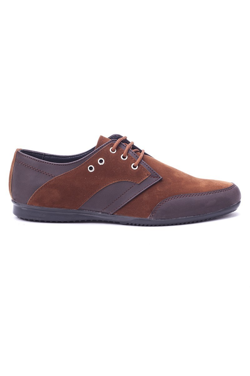Polomen Kahverengi PLM-1071 Erkek Ayakkabı